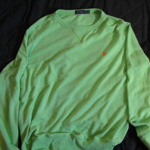 Polo Ralph Lauren Crew Neck Sweatshirt, XL